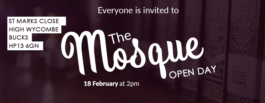 Mosque open day wise